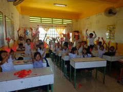 Volunteer in Cambodia with Love Volunteers Teaching English Program - from just $33 per day!