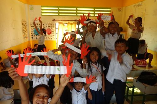 Volunteer in Cambodia with Love Volunteers Education Support Program - from just $20 per day!