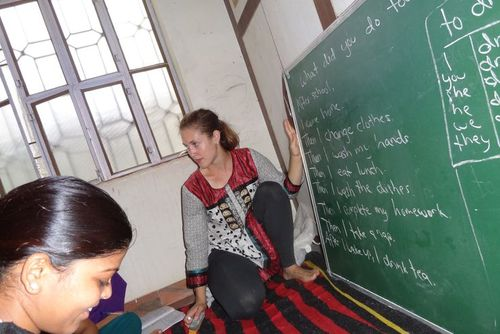 Volunteer in India with Education Support Program - from just $22 per day!