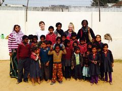 Volunteer in India with Street Children Support Program - from just $22 per day!
