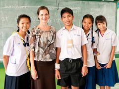 Volunteer in Bangkok, Thailand with Education Support Program - from just $25 per day!