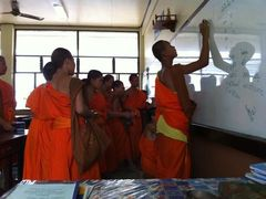 Volunteer in Chang Mail, Thailand with Teaching Buddhist Monks Program
