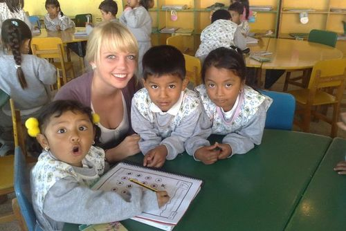 Volunteer in Ecuador with Childcare and Development Program - from just $19 per day!