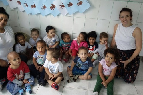 Volunteer in Brazil with Childcare and Development Program - from just $42 per day!