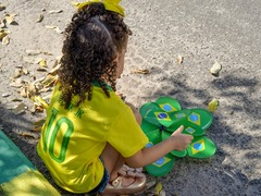 Volunteer in Brazil with Creative Arts - from just $42 per day!