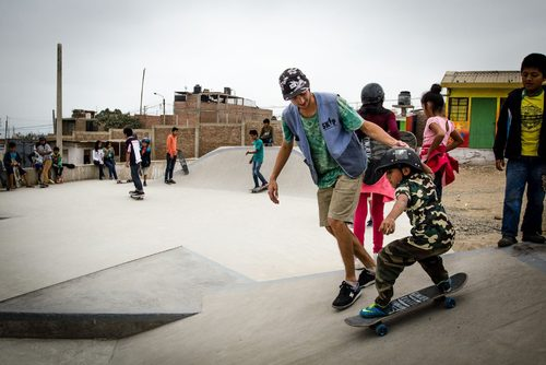 Skatepark Volunteer in Trujillo, Peru