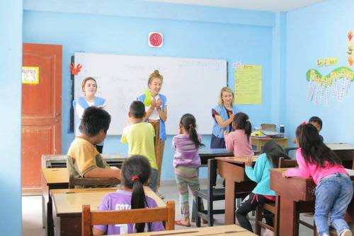 English Teaching Volunteer in Trujillo, Peru