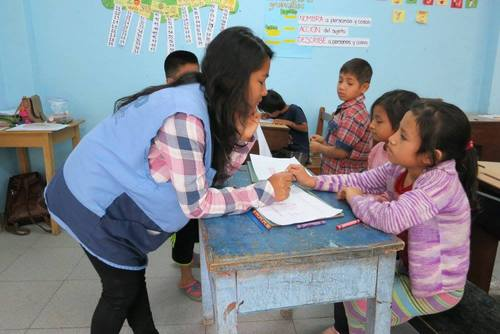 Primary Education Volunteer, Trujillo, Peru
