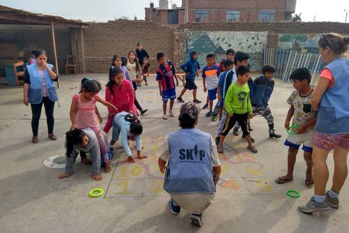 Assistant Sport Coach in Trujillo, Peru