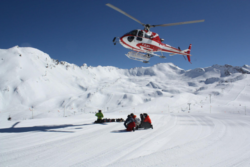 Ski Instructor Training Course + Free Heli Ski, Tignes, France