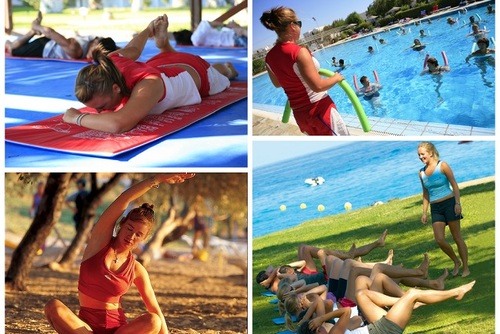 Fitness Instructor Jobs in Kos, Rhodes, Lemnos, Sardinia and Corsica