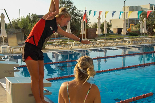 Swimming Instructor Job, Rhodes, Greece