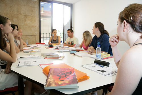 Spanish Courses in Salamanca, Spain