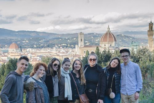 Gap Year Art Courses, Italy