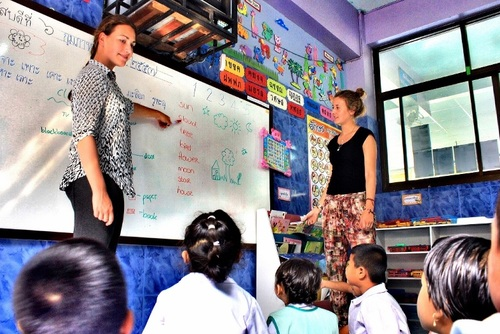 Volunteer Teaching Thailand