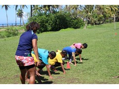 Sports Education Coach Fiji