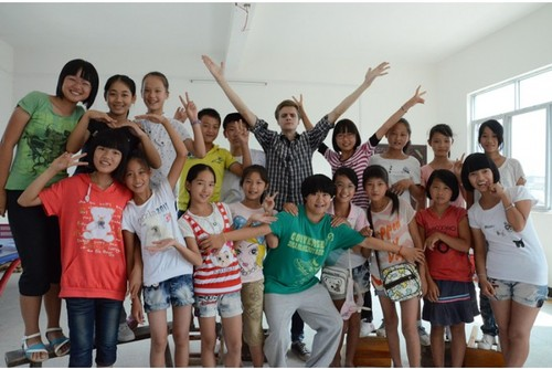 Volunteer Teaching and Kindergarten projects abroad