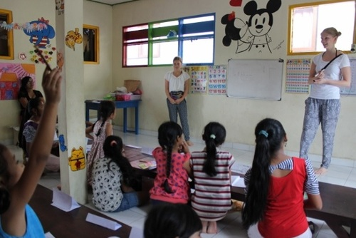 Volunteer Teaching in Bali