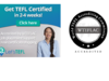 Ultimate 120-hour Online TEFL course