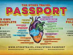 The Stoke Travel Passport