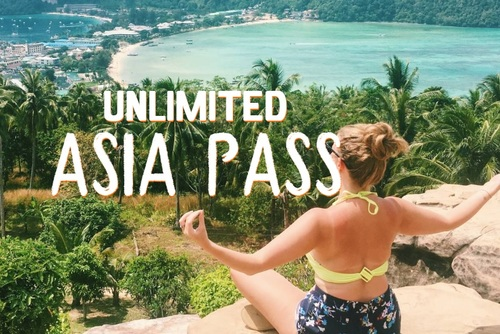 Unlimited Asia Pass