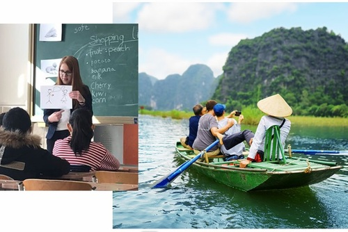 Teach English Abroad with an i-to-i TEFL Course
