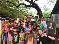 Volunteer in Rishikesh (Create an impact)