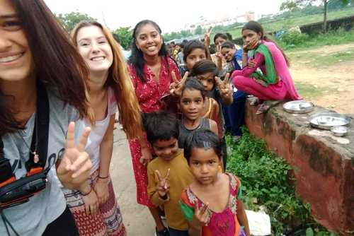 Volunteer in Jaipur (Stay and meals @ 10$/day)
