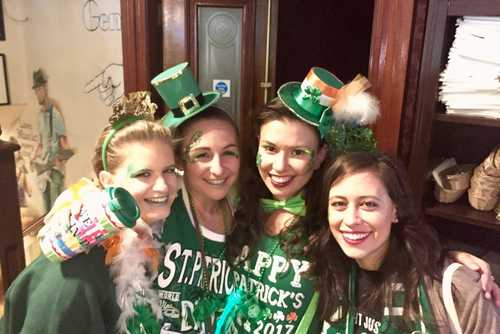 St Pat's Party