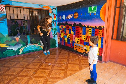 Childcare Work in Costa Rica from US$345