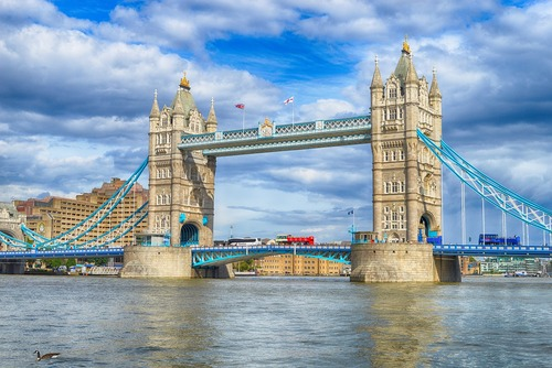 Reasons to Study in London with IES Abroad