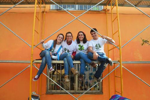 Construction volunteering in Portugal