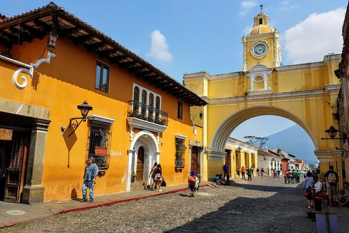 TEFL Course in Antigua, Guatemala