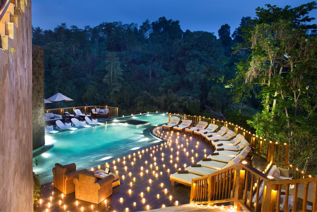 Best Infinity Hotel Pools Bali