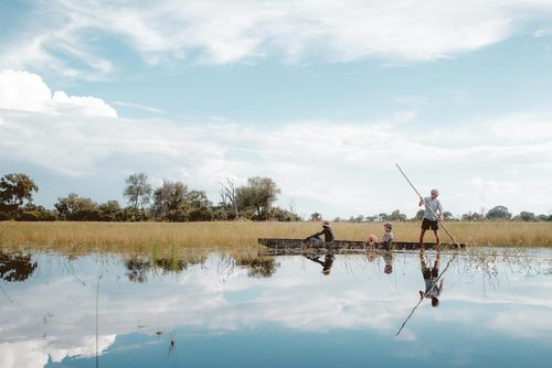 Field Guide Course in Botswana's Okavango Delta