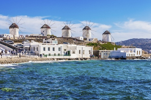 Why Celebrities Love Mykonos (And You Will, Too)