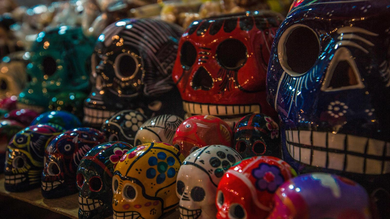 Day of the Dead Tours, Mexico