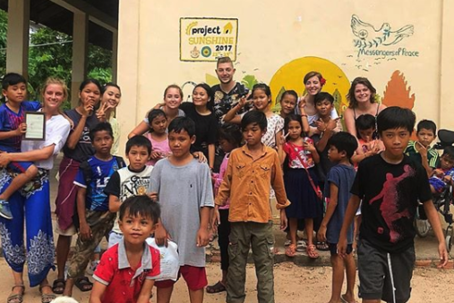 Childcare Volunteering in Cambodia from £240 with PMGY