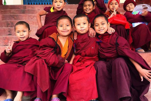 Teach English in a Monastery in Nepal from £300 with PMGY