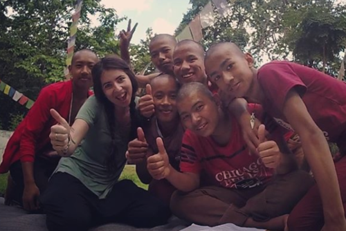 Teach English in Nepal from £250 with PMGY