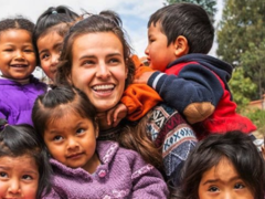 Childcare Volunteering Ecuador from £360 with PMGY