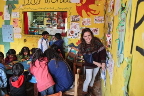 Teach English in Peru from £230 with PMGY