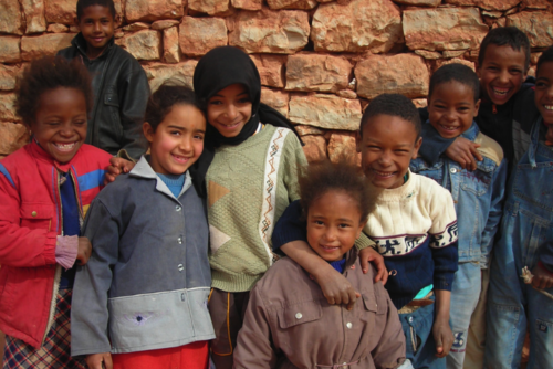 Childcare Volunteering from £150 in Morocco with PMGY