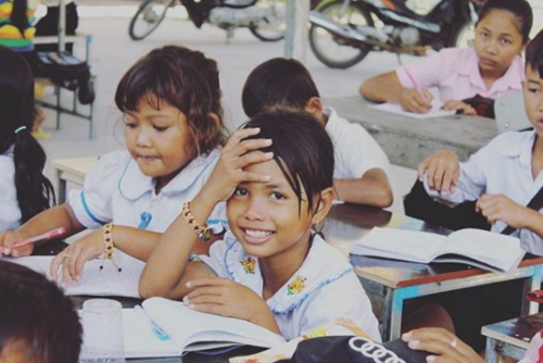 Teach English in Cambodia from £240 with PMGY