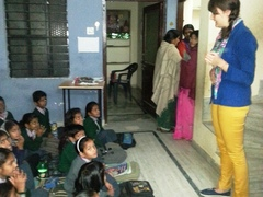 Volunteer Teaching in Jaipur, India