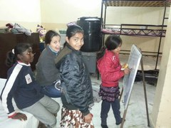 Help in an Orphanage in Jaipur, India