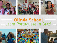 Portuguese Language Courses in Olinda, Northeast Brazil