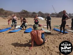 Morocco Surf Camp
