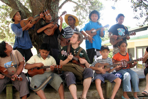 NEW ZEALAND: Teach Music to Children in Schools in Auckland