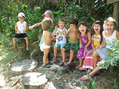 BRAZIL: Care for Children in a Crèche on Florianopolis Island